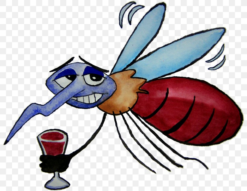 Bugs Bunny Mosquito Cartoon Drawing Clip Art, PNG, 800x635px.