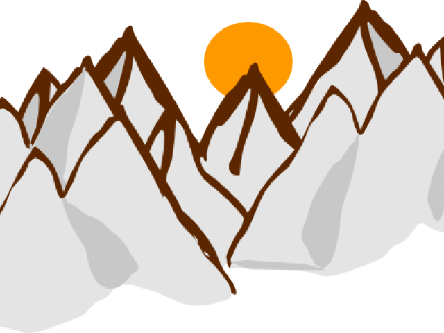 Animated Mountain Cliparts 7.