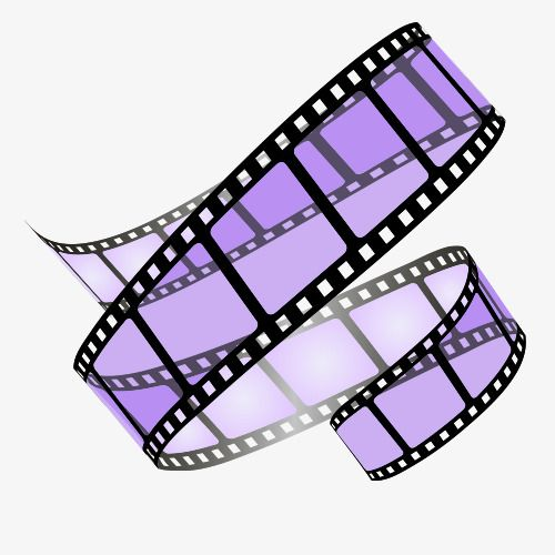 Cartoon Movie Tape, Tape, The Film, Cartoon Map PNG.