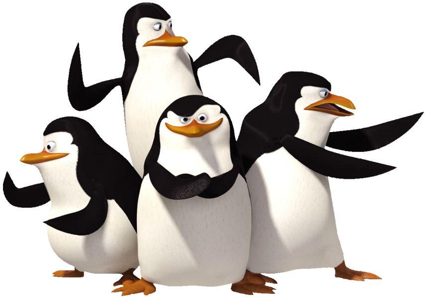 Madagascar Penguins to get their own movie.
