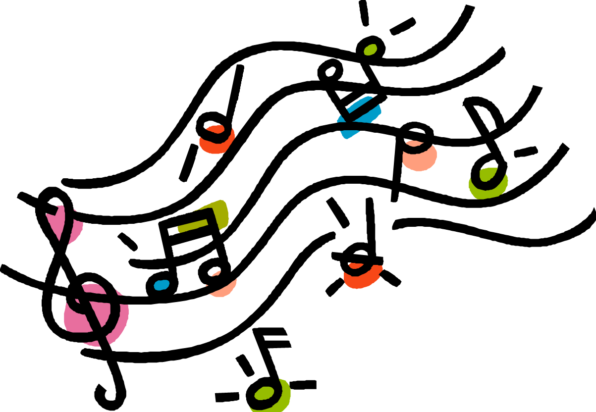 Animated Music Note PNG.