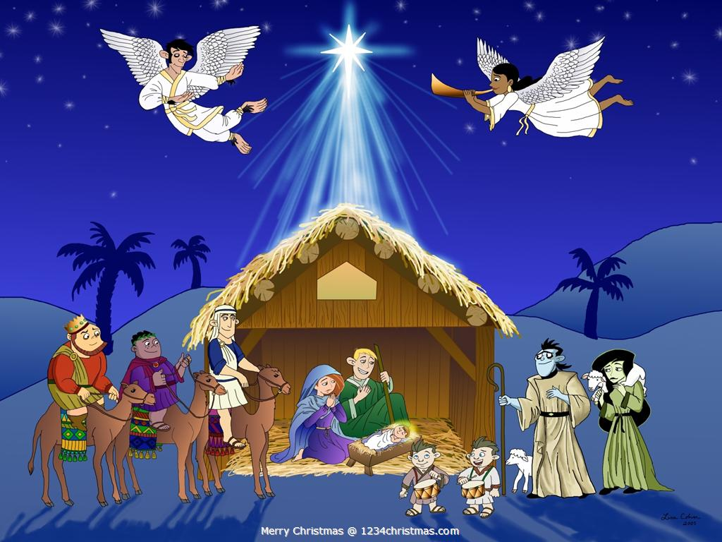 Nativity Clip Art Christmas Nativity Scene Clip Art Search Results.