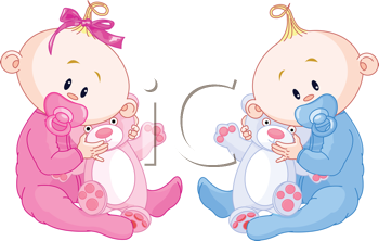 New Baby Clipart.