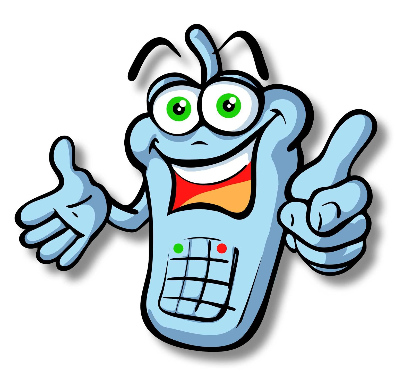 Free Cartoon Pictures Of Cell Phones, Download Free Clip Art.