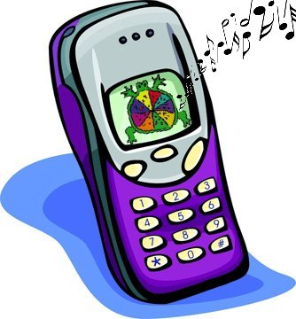 Cartoon Pictures Of Cell Phones.
