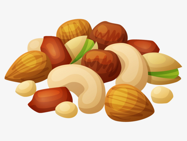 Nuts clipart, Nuts Transparent FREE for download on.