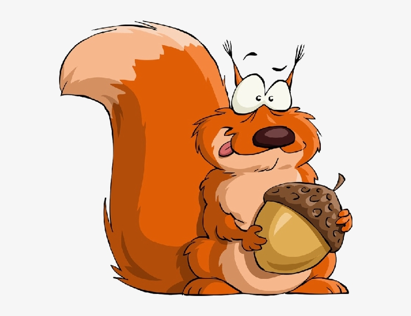 Nut Clipart Animated.