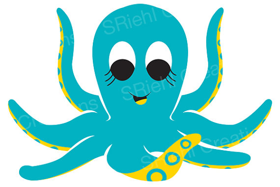 Animated Octopus Clipart Cliparting.