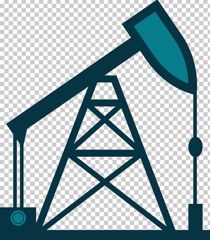 Petroleum Industry Gasoline Oil Platform Drilling Rig PNG.