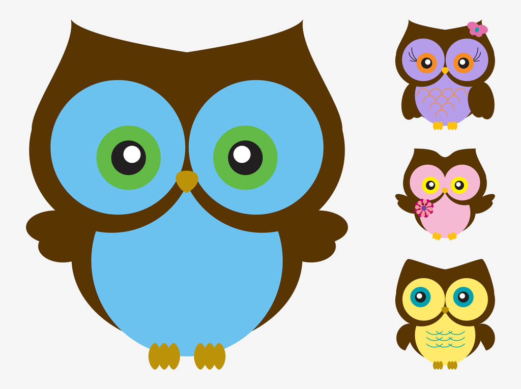 Free Cartoon Picture Of Owl, Download Free Clip Art, Free.