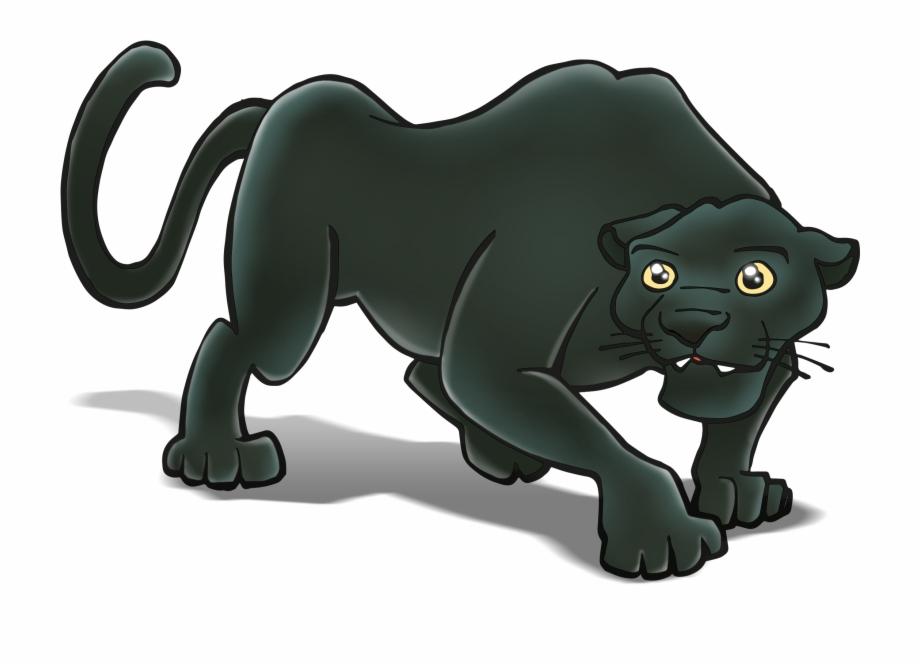 Panther clipart cartoon, Panther cartoon Transparent FREE.