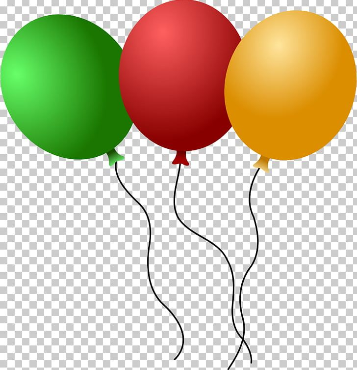 Library of animated party balloons freeuse png files.