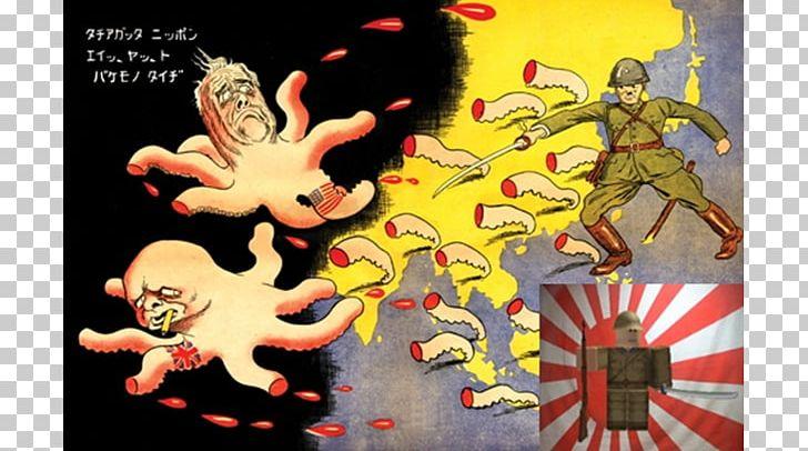 Second World War Japanese War Crimes Propaganda In Fascist.