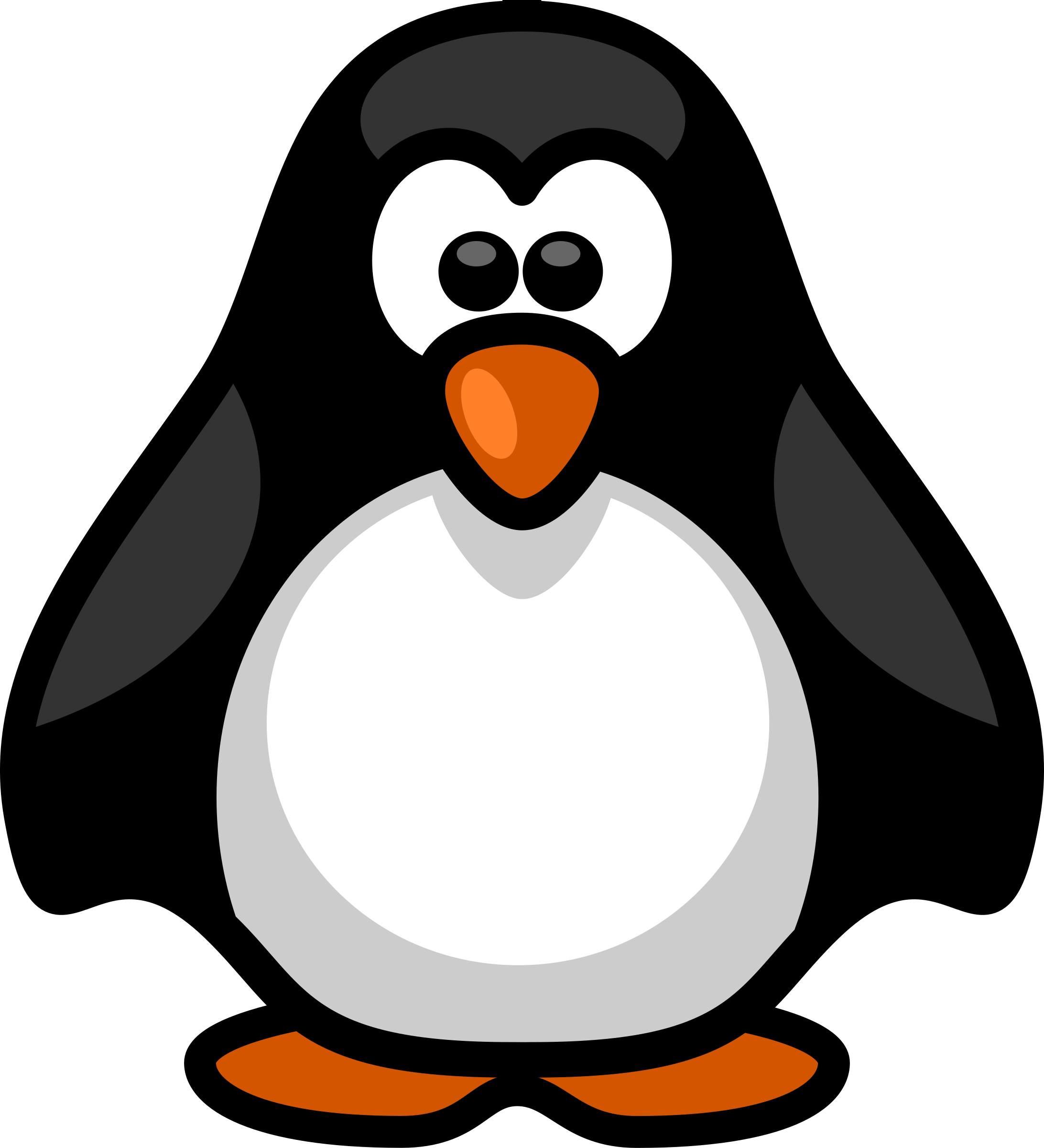 Penguin clipart animated, Penguin animated Transparent FREE.