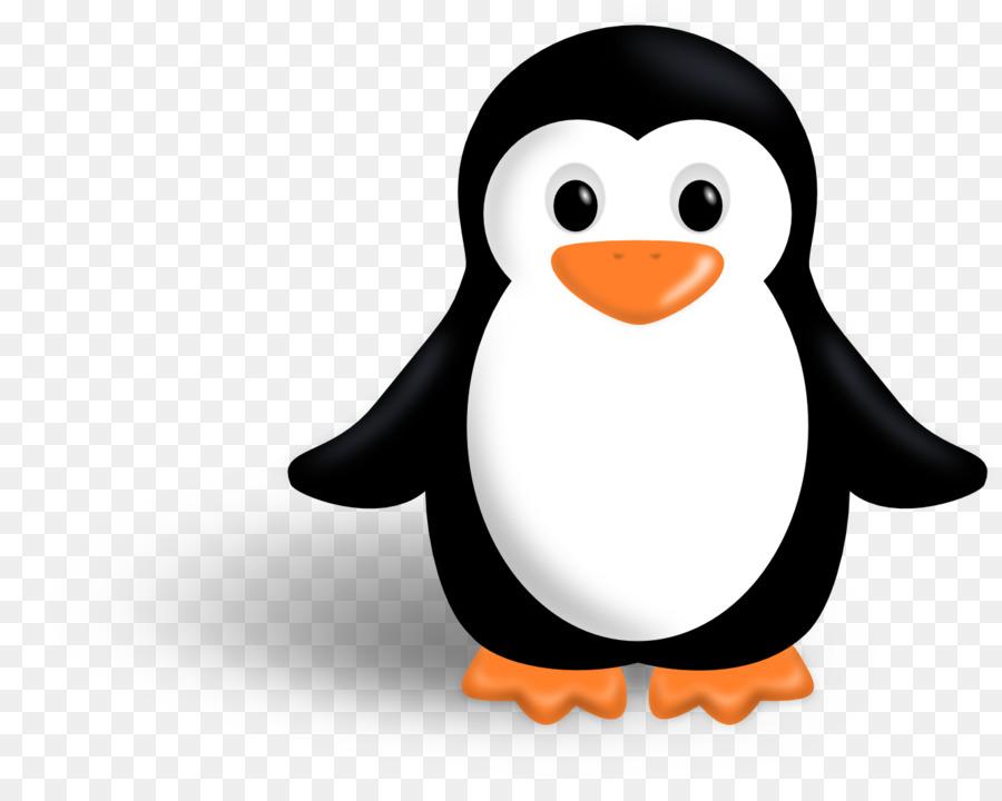 Penguin Cartoon.