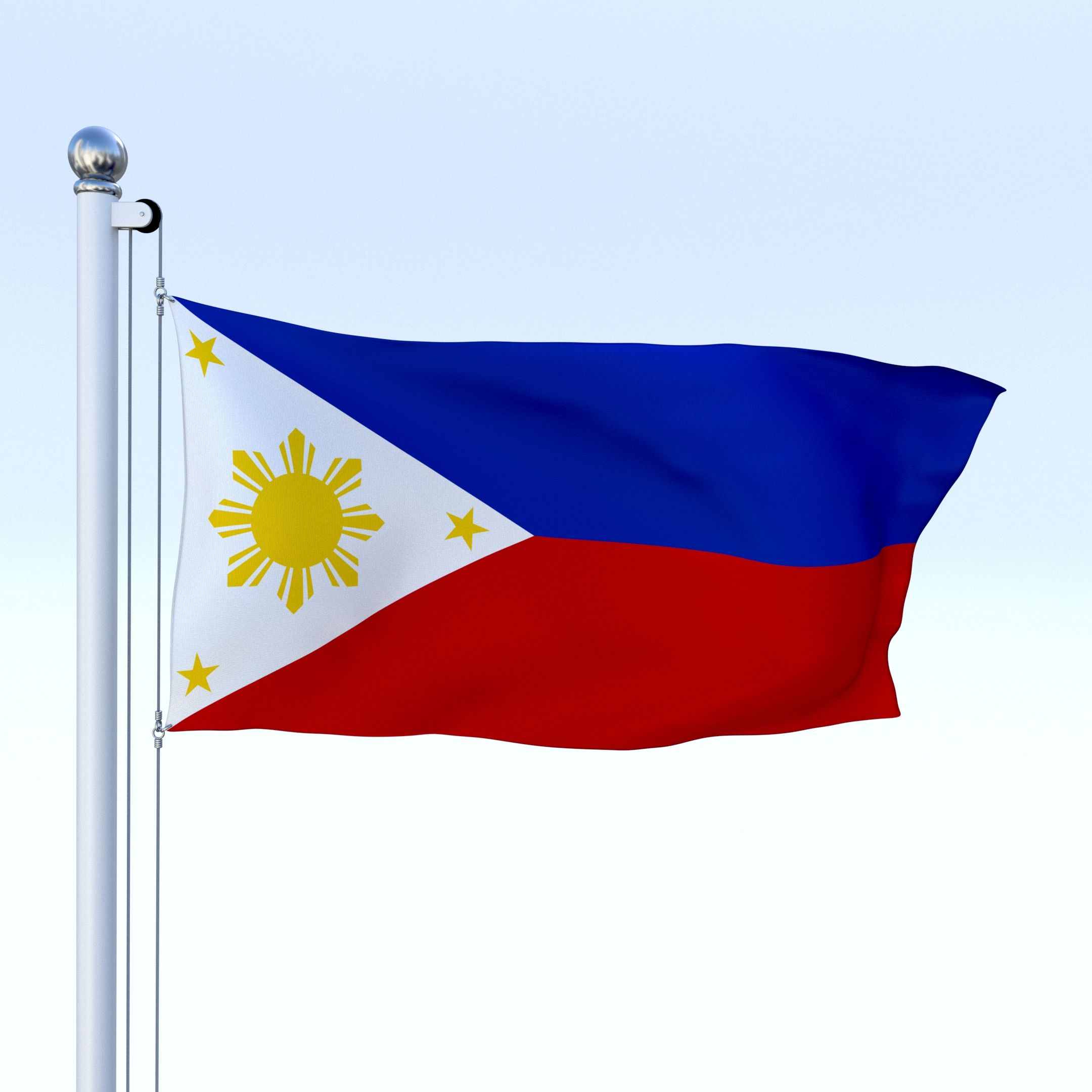 Animated Philippines Flag #Animated, #Philippines, #Flag.