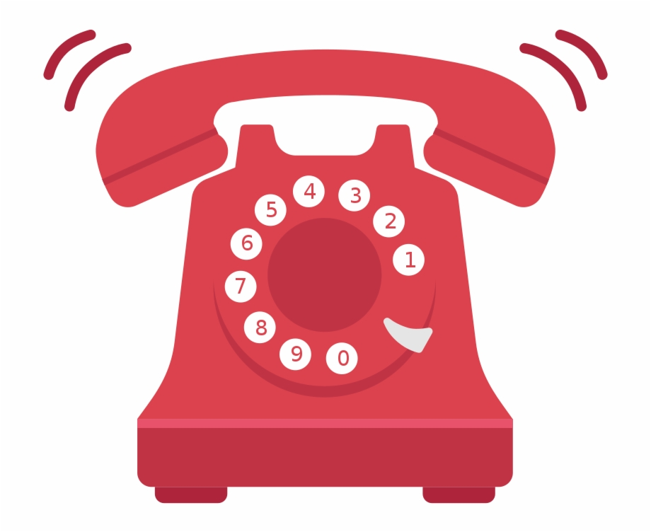 Telephone , Png Download.
