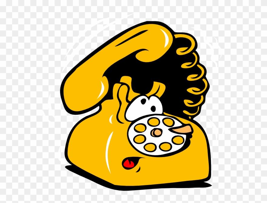 Animated Telephone Clipart.