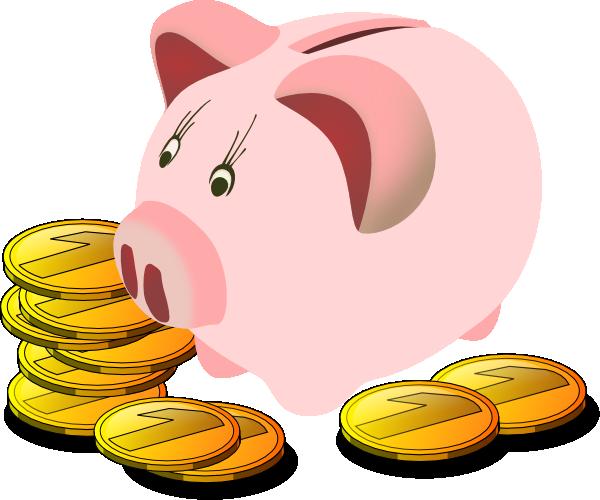 Free Piggy Bank Clipart, Download Free Clip Art, Free Clip.
