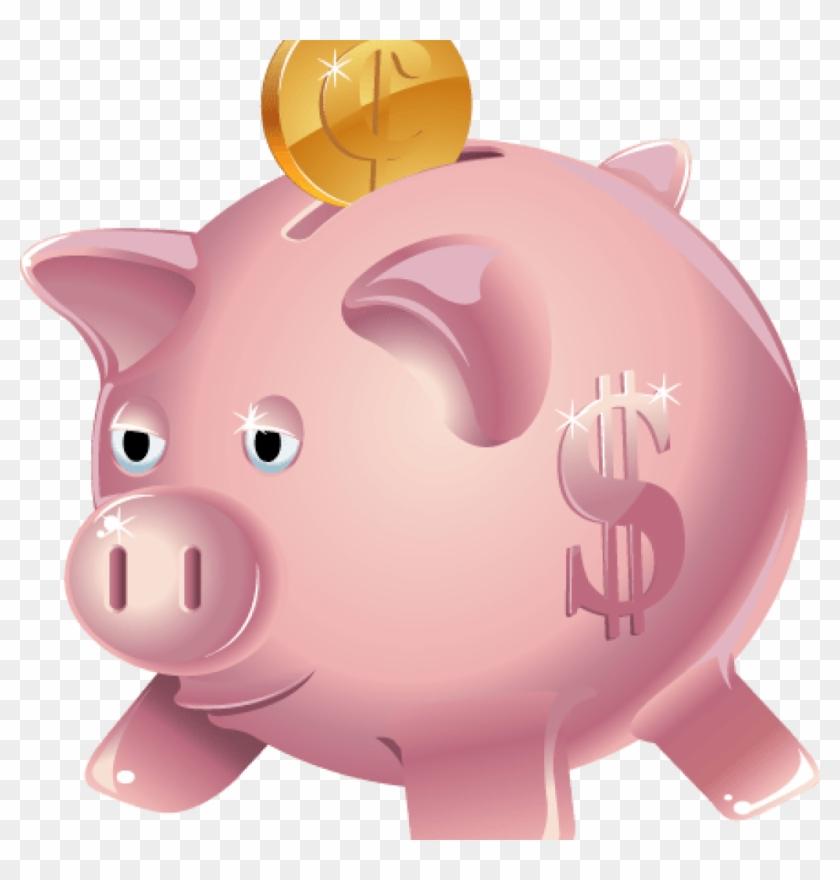 Piggy Bank Clipart Piggy Bank Clipart Transparent Png.