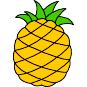 Free Cartoon Pineapple Cliparts, Download Free Clip Art.