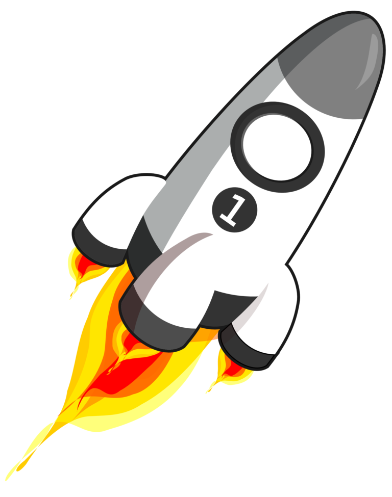 Rocketship rocket clip art animation clipartfest.