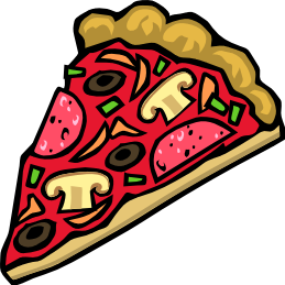 Animated clipart pizza, Animated pizza Transparent FREE for.