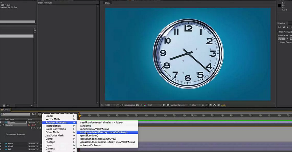 55 Essential After Effects Tutorials.