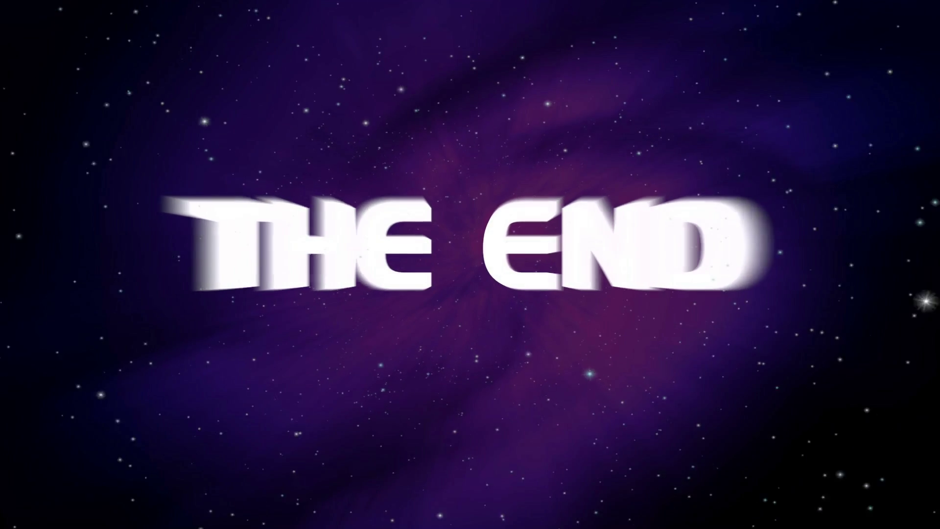 The End Animated PNG Transparent The End #182302.