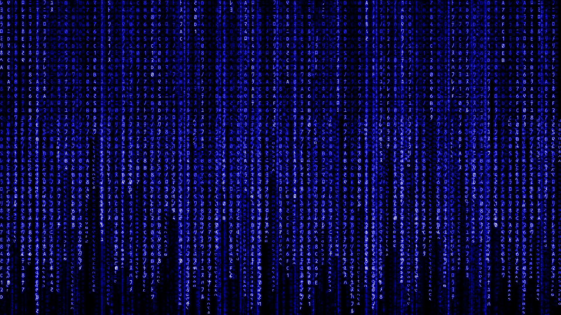 Download Free Animated Matrix Background.