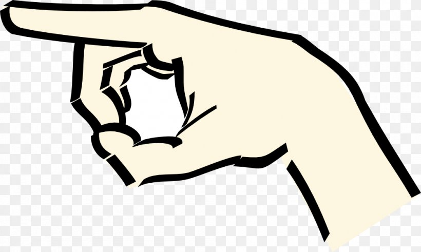 Hand Index Finger Clip Art, PNG, 1000x600px, Hand, Animation.