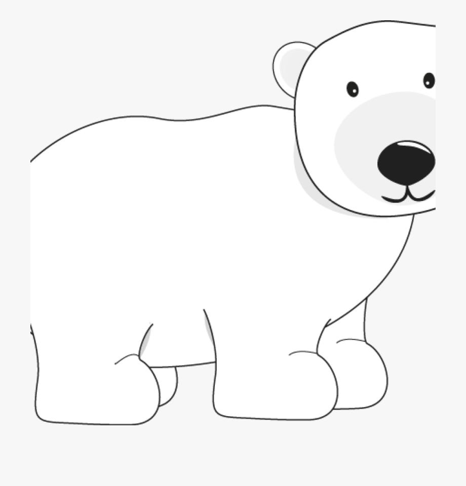 Polar Bear Clipart Polar Bear Bear Clip Art Pinterest.