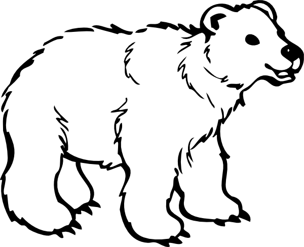 Free Cartoon Pictures Of Polar Bears, Download Free Clip Art.