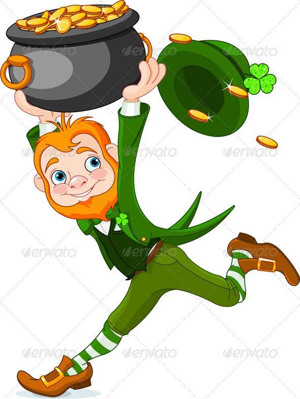Running Leprechaun.