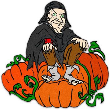 Animated Halloween Clipart.
