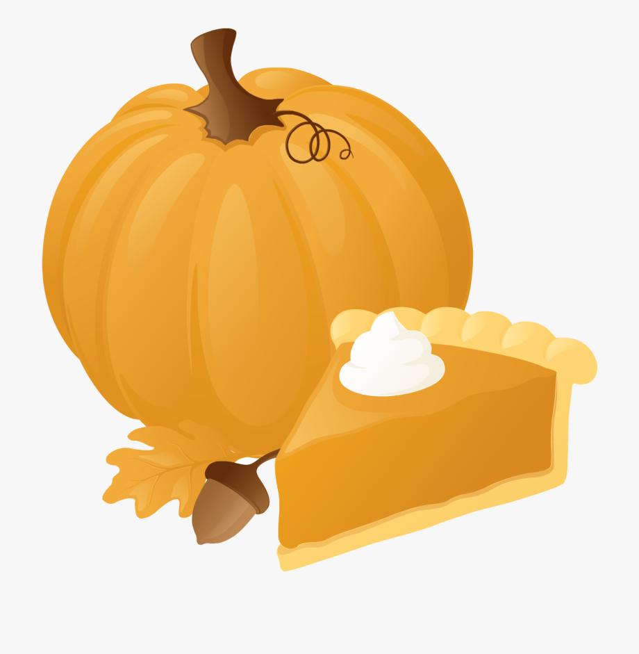 Pumpkin Pie Clipart Transparent Png.