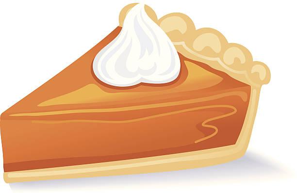 Pumpkin Pie Clipart.