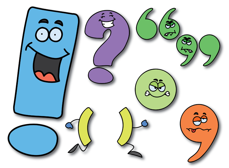 DigiWiz: Essential Punctuation Marks.