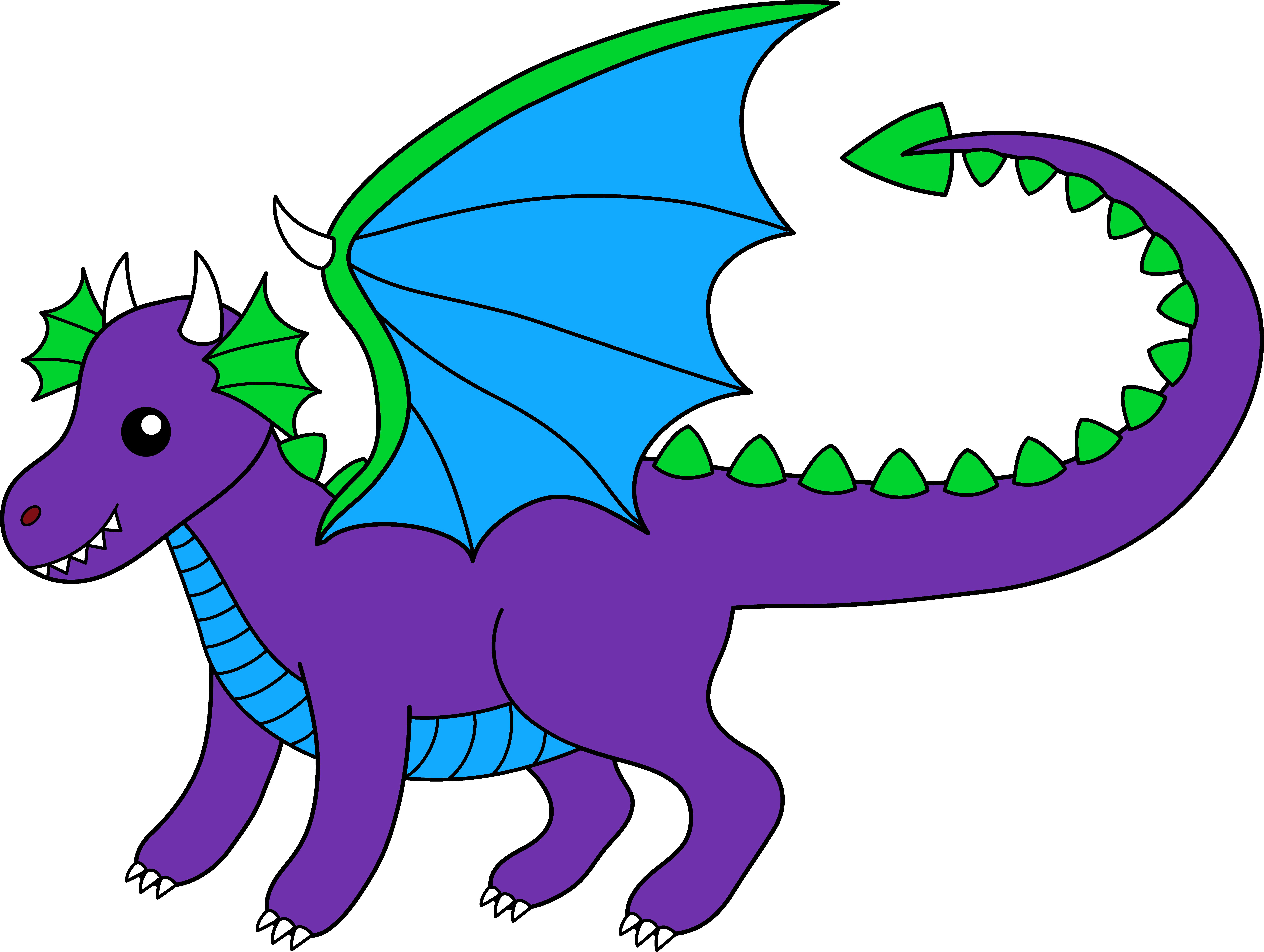 Free Cartoon Dragons Images, Download Free Clip Art, Free.