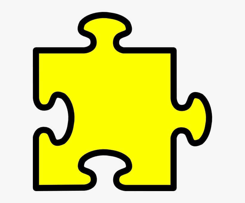 Animated Puzzle Pieces Clip.
