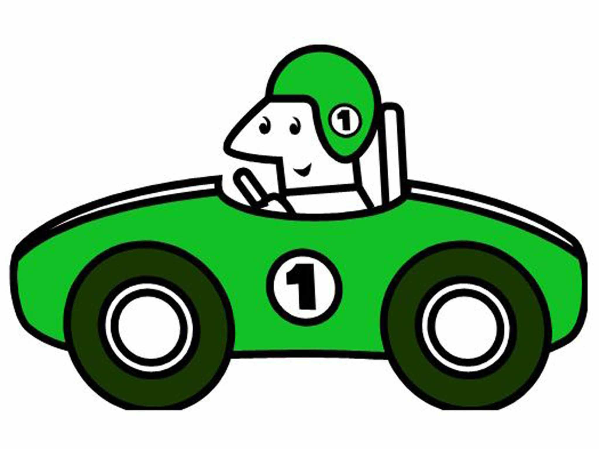 60 Free Race Car Clipart.