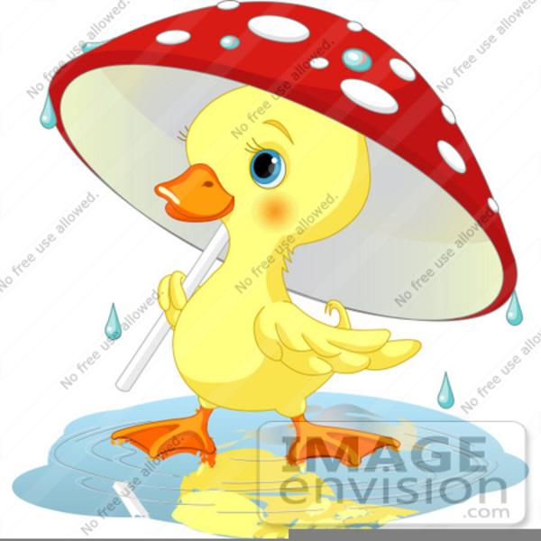 Animated Rainy Day Clipart.