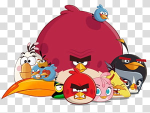 Angry Birds Space Angry Birds 2 Film Animation, red birds.