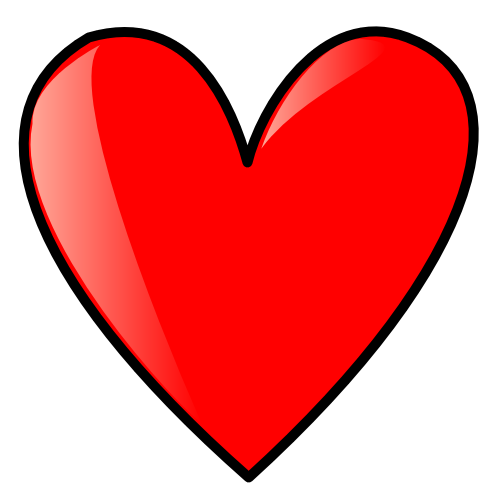 Free Red Heart Graphics, Download Free Clip Art, Free Clip.