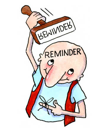 Reminder Clip Art Animated.