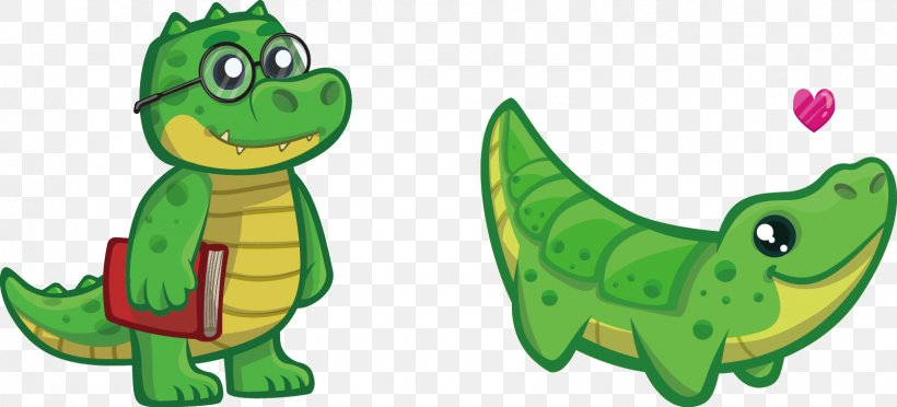 Nile Crocodile Alligator Cuteness Reptile Clip Art, PNG.
