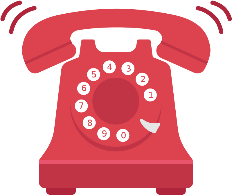 Free Ringing Phone Png, Download Free Clip Art, Free Clip.