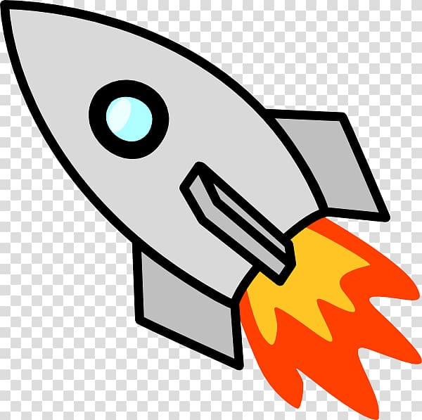 Rocket Free content Spacecraft , Cartoon Rocket Launch.
