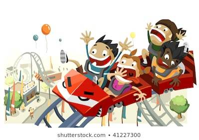 Animated roller coaster clipart 4 » Clipart Portal.