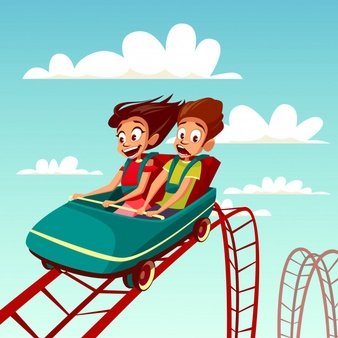 Rollercoaster Vectors, Photos and PSD files.
